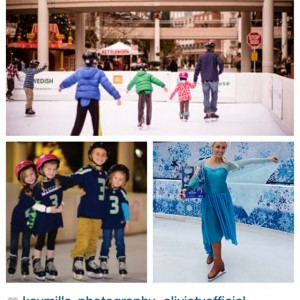 Artificial Ice Skating - Party Rentals in Los Angeles, California