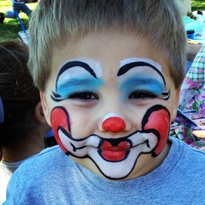 Artsy Entertainers - Face Painter / Halloween Party Entertainment in Fort Mill, South Carolina