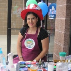 Artsy Face - Face Painter in Highlands Ranch, Colorado