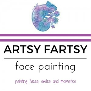 Artsy Fartsy Face Painting - Face Painter in Miamisburg, Ohio