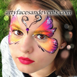Arty Faces and Events