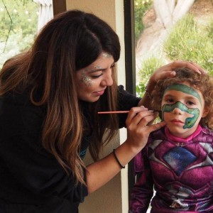 Arty Faces By C & R - Face Painter / Halloween Party Entertainment in Paramount, California