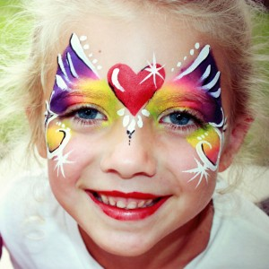 Arty Party - Face Painter / Makeup Artist in Augusta, Georgia
