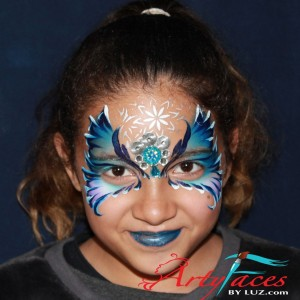 ArtyFaces-Face Painting - Face Painter / Airbrush Artist in Tampa, Florida