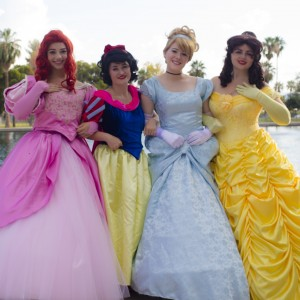 As You Wish Parties - Princess Party in Tucson, Arizona