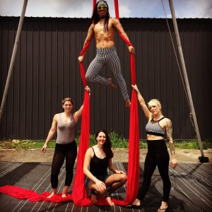 Ascent Aerial Productions - Aerialist / Las Vegas Style Entertainment in Austin, Texas