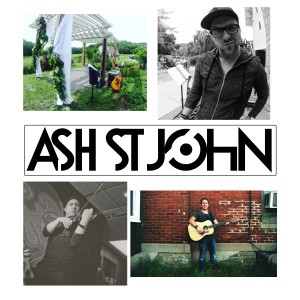 Ash St. John - One Man Band in Minneapolis, Minnesota