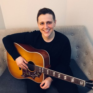 Asher Brown - Singing Guitarist in Iowa City, Iowa