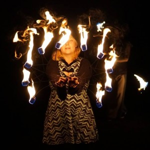 Asheville Circus Society - Fire Performer in Asheville, North Carolina