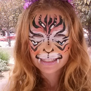 Asheville Face and Body Art - Face Painter / Makeup Artist in Asheville, North Carolina