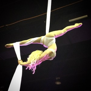 Ashley Addison - Aerialist in Chicago, Illinois