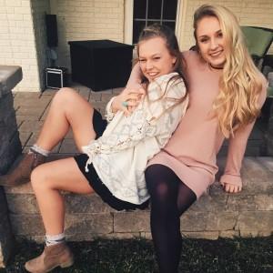 Ashley & Amanda
