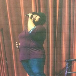 Ashley Blanshaw - R&B Vocalist in New York City, New York