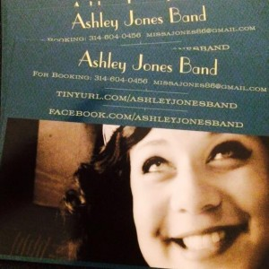 Ashley Jones Band - Party Band / Cover Band in Kansas City, Missouri