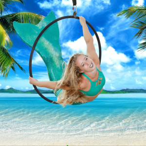 Ashley Neptune - Aerialist / Hawaiian Entertainment in Hallandale Beach, Florida