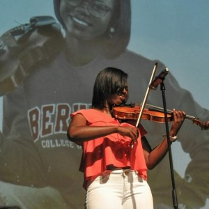 Ashley Pointer - Violinist in Macon, Georgia