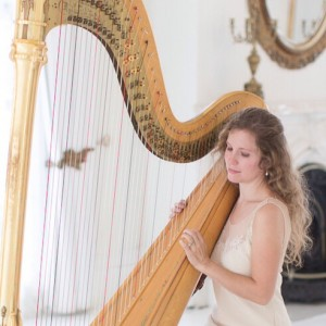 Ashley Toman - Harpist in Baton Rouge, Louisiana