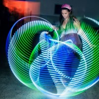 Ashton Sikes - Hoop Dancer in Pensacola, Florida