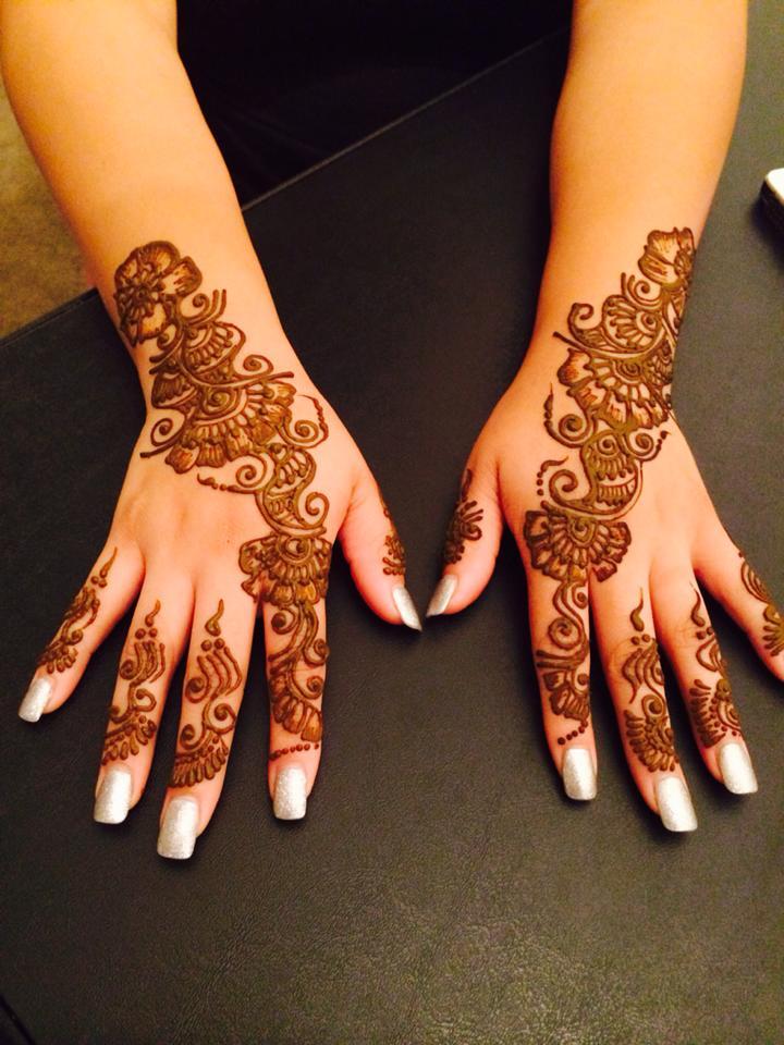 Hire Ashu\'s Henna Art - Henna Tattoo Artist in Houston, Texas