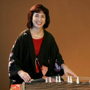 Koto Harp Music by Reiko - Harpist in San Diego, California