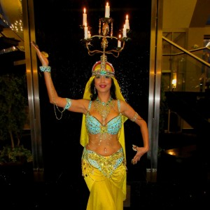 Asteria - Belly Dancer in Scarborough, Ontario