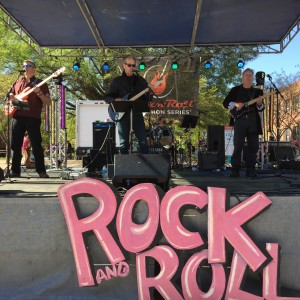 At Risk Band - Rock Band / 1980s Era Entertainment in Greenville, North Carolina