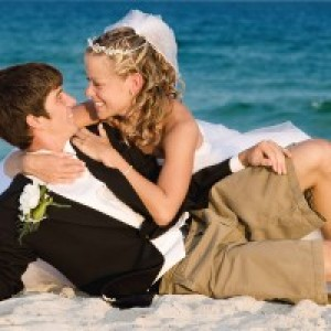 At The beach weddings - Wedding Photographer in Pensacola, Florida
