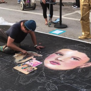 Atlanta Chalk Artist - Chalk Artist in Atlanta, Georgia
