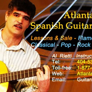 Atlanta Spanish Guitar - Spanish/Latin - One Man Band in Marietta, Georgia
