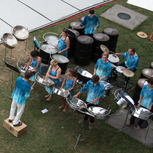 Atlantic Clarion Steel Band - Caribbean/Island Music / Wedding Band in Blue Hill, Maine
