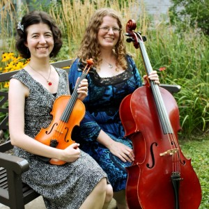 Atlantis: A 21st Century String Duo - Wedding Band / Wedding Entertainment in Fredericton, New Brunswick