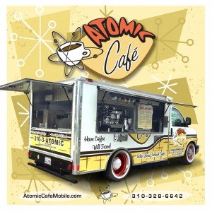 Atomic Cafe - Food Truck in Redondo Beach, California