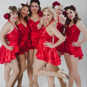 Atomic Cherry Bombs - Dance Troupe in Irvine, California