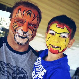 PartyWOW Entertainment - Face Painter / Outdoor Party Entertainment in Knoxville, Tennessee