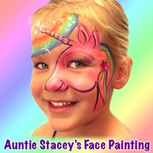 Auntie Stacey's Face Painting - Face Painter / Balloon Twister in Sebastopol, California