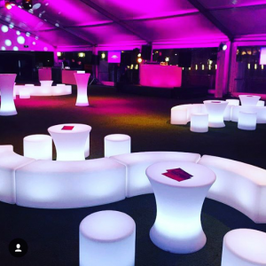 Aura Effect - Glowing LED Party Rentals - Toronto - Party Decor in Toronto, Ontario