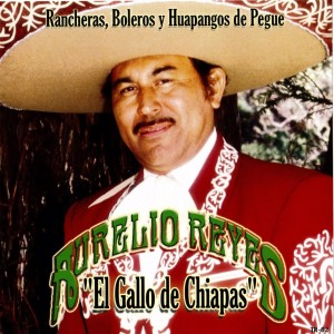 "Aurelio Reyes ""El Gallo de Chiapas"" y su Mariachi - Mariachi Band / Singing Guitarist in Los Angeles, California"