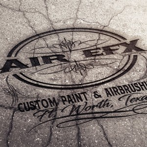 Everardo Garcia - Airbrush Artist in Fort Worth, Texas