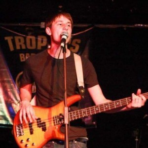 Austin Bailey - Bassist in San Antonio, Texas