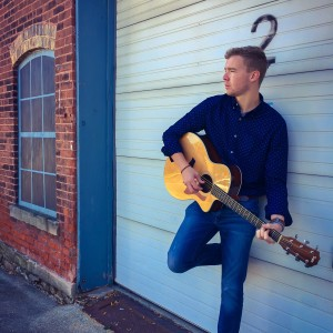 Austin Conrad - Singing Guitarist in Tinker Afb, Oklahoma