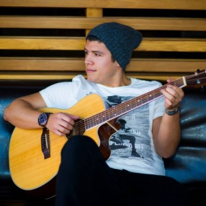 Austin Ellis - Singing Guitarist / Pop Singer in San Jose, California