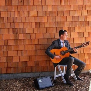 Austin Najera Spanish Guitar - Classical Guitarist / Wedding Musicians in Sacramento, California