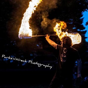 Austin Riggs Fire Performance - Fire Performer / Fire Dancer in Harrisburg, Pennsylvania