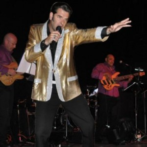 Authentically Elvis - Paul Anthony - Elvis Impersonator / Tribute Artist in Ottawa, Ontario