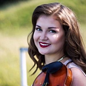 Ava Figliuzzi - Violinist in Boston, Massachusetts