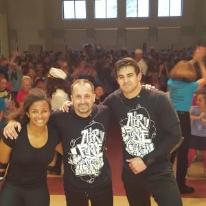 Avengers Dance Crew