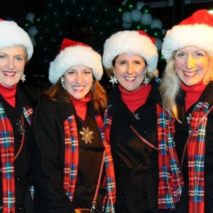 Award-Winning Holiday Harmony - Christmas Carolers / Barbershop Quartet in Vancouver, British Columbia