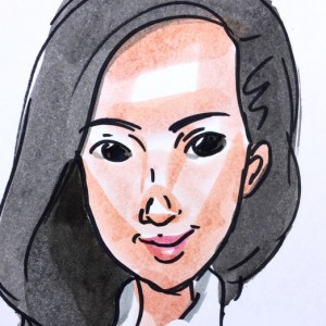 Awesome Emily Caricatures - Caricaturist in Los Angeles, California