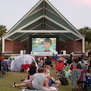 Awesome Outdoor Cinema - Outdoor Movie Screens / Video Services in Apollo Beach, Florida