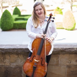 Aya Rowe - Cellist in Overland Park, Kansas